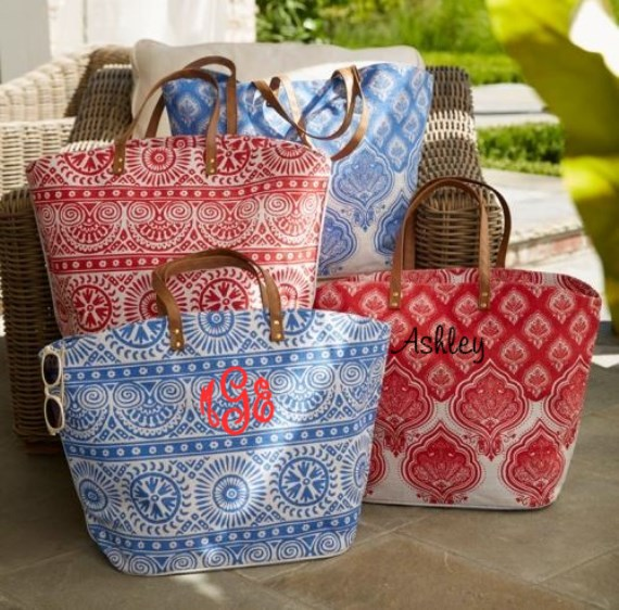 Beach Bags and Totes
