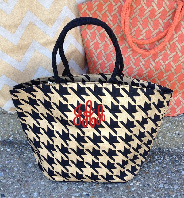 Monogram Tote - Beach Bag - Bridesmaid Gift - Custom Bag - Mud Pie-monogram tote, mud pie shimmer jute bag, beach bag, purse, bridesmaid gift, mud pie, tote, metallic print jute tote, jute bag, monogram, custom, bag, book bag, custom bag, monogram purse, monogram bag, market bag, market tote, custom tote, jute tote, monogram beach bag