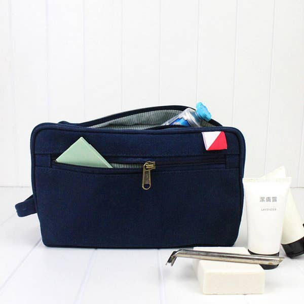 Toiletry Bag, Fathers Day-dopp kit, groomsmen gift, toiletry bag, ditty bag, monogram, groomsmen, monogram gift, overnight bag, wedding gift, wedding, mans gift, mens gift, navy, personalized gift, monogram present, fathers day gift, fathers day present